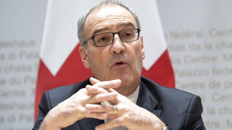 Dans ses nouvelles fonctions, le Conseiller fédéral sera appelé à traiter au niveau international.