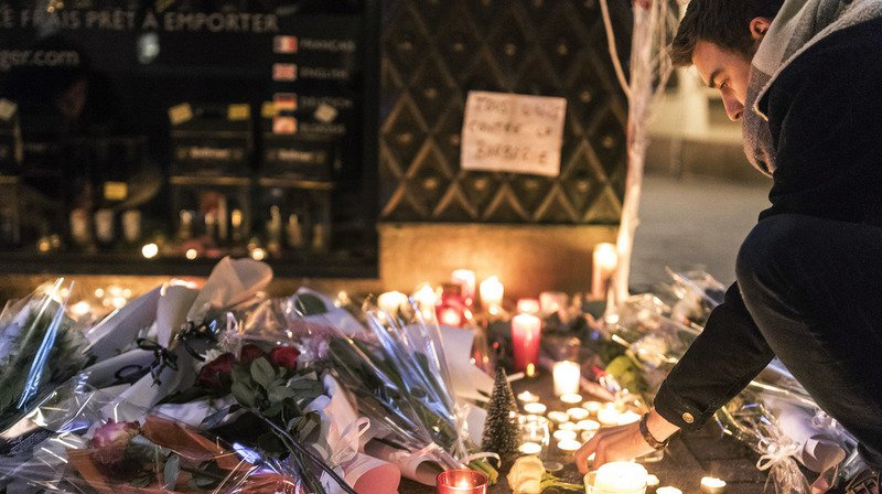 Strasbourg: l'auteur présumé de la fusillade est toujours introuvable, la traque se poursuit