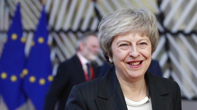 Angleterre: May demande l'aide des Européens pour faire adopter le Brexit