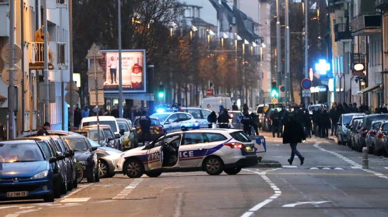 Strasbourg: une vidéo d'allégeance à l'Etat islamique retrouvée chez le tueur