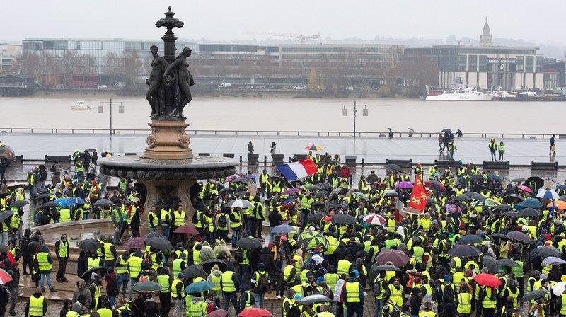 «Gilets jaunes»: le gouvernement français espère la fin de la crise