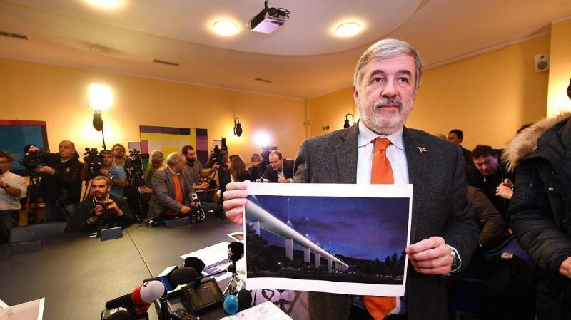 Italie: le pont de Gênes sera reconstruit sur un projet de l'architecte Renzo Piano