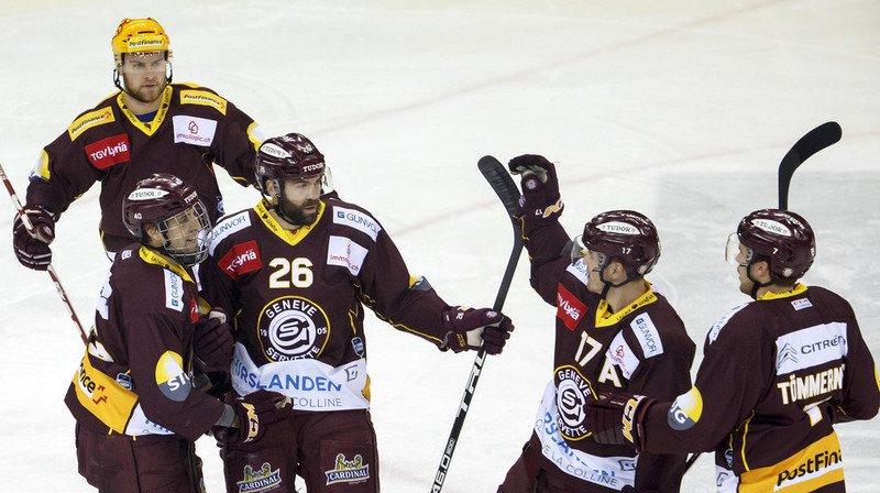 Hockey - National League: Genève l'emporte face à Lausanne