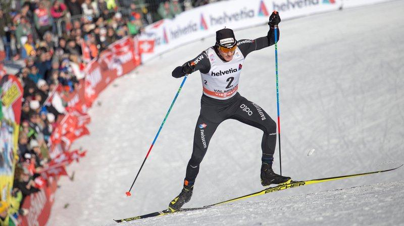 Dario Cologna doit monter en puissance pour défendre son titre sur le Tour de Ski