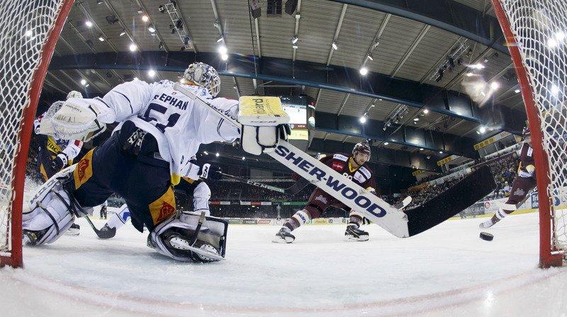 Hockey sur glace: Genève-Servette brise enfin sa série noire contre Zoug