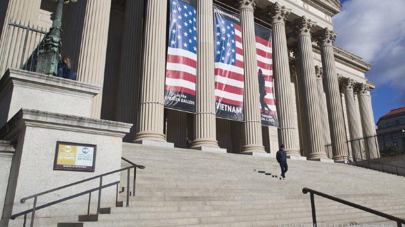 """Etats-Unis: le """"shutdown"""" se poursuit, toute l'administration américaine paralysée pendant les fêtes"""