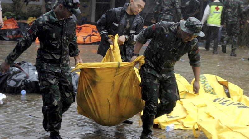 Indonésie: le risque d'un nouveau tsunami reste élevé