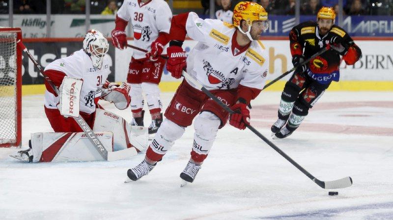 A Berne, Lausanne a commis trop d'erreurs et s'est incliné 3-0.