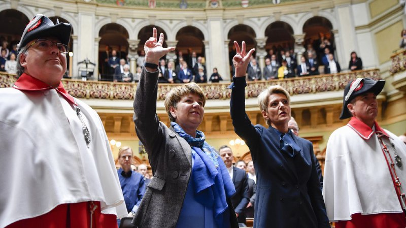 Les sept infos qui ont marqué l'actualité suisse en 2018