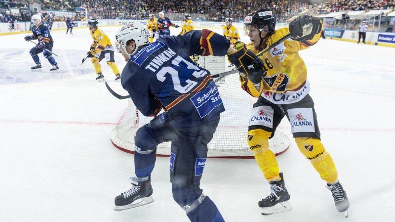 Hockey - Coupe Spengler: le KalPa Kuopio s'est qualifié pour les demi-finales