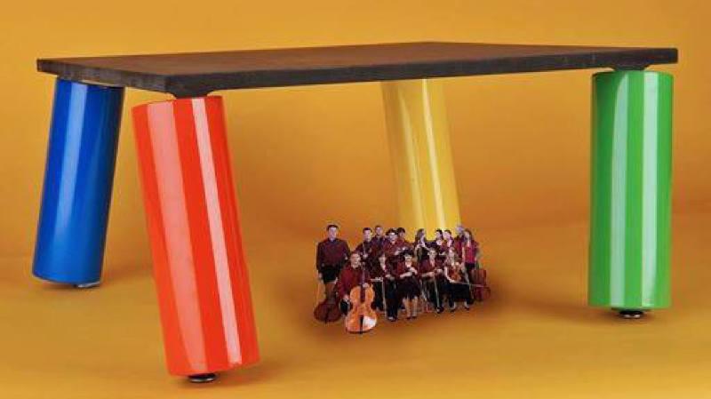L'artiste Ivan Moscatelli veut offrir un kiosque à musique à Neuchâtel
