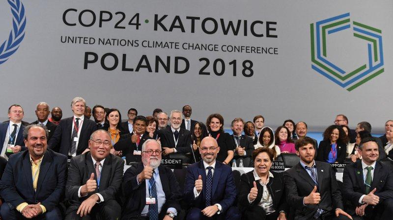 Succès très relatif pour la COP24 à Katowice