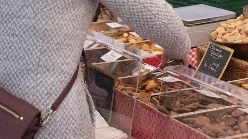 Neuchâtel: beau succès pour le marché de Noël du Coq-d'Inde