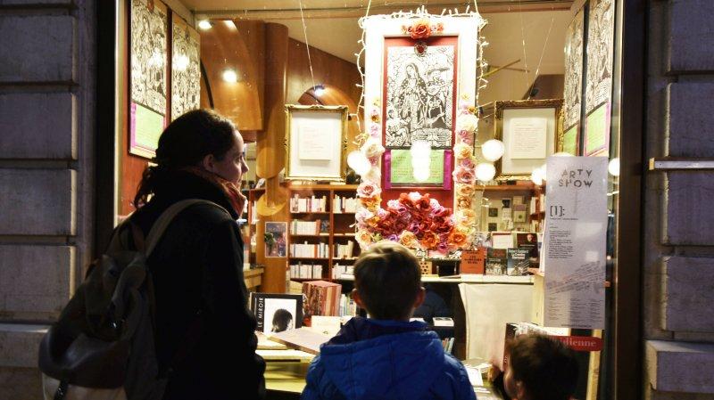 Les commerçants de La Chaux-de-Fonds cultivent l'arty-show