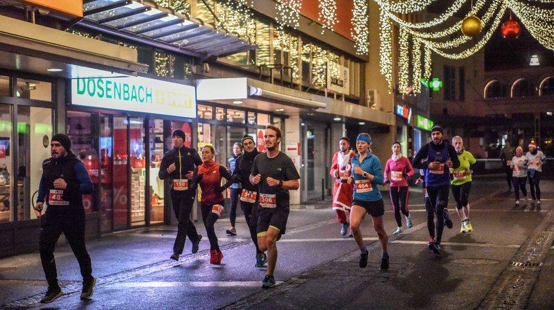 La corrida de Noël fera encore courir les Neuchâtelois