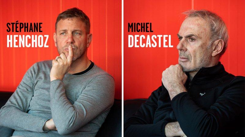 «Si Xamax est relégué, ce sera ma dernière saison», affirme Michel Decastel