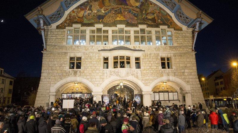 Le PLR loclois lance un référendum contre la hausse d'impôts