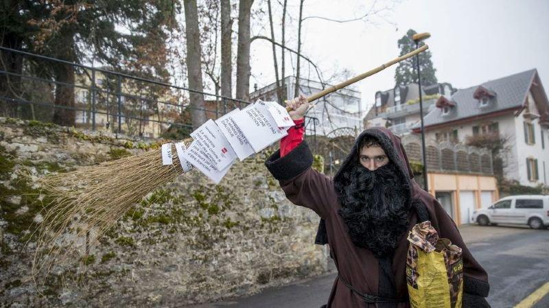 Home des Trois-Portes: l'action menée par Unia jugée légale