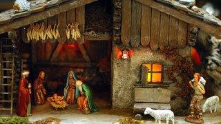 Une crèche de Noël volatilisée à l'hôpital de Neuchâtel