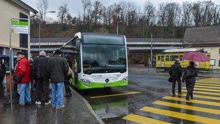 Colombier: les bus de midi à Cescole, c'est fini, avec effet quasi-immédiat