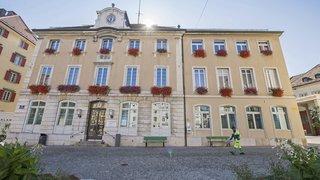 La police de proximité quitte-t-elle l'hôtel de ville de La Chaux-de-Fonds?