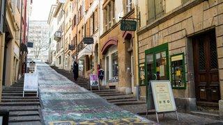 Un septuagénaire agressé au centre-ville de Neuchâtel