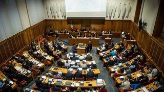 Les députés neuchâtelois ont retrouvé le chemin de l'entente budgétaire