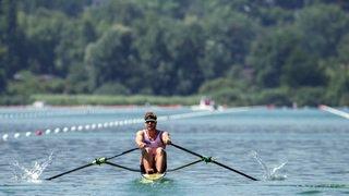 Portrait: quelle vie après la médaille pour le vice-champion d'aviron Barnabé Delarze