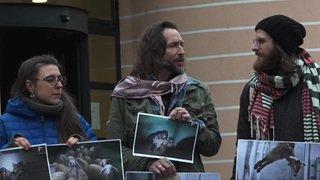 Nyon: deux antispécistes jugées pour avoir volé des cabris