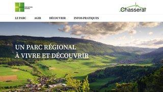 Parc Chasseral: le site internet fait peau neuve
