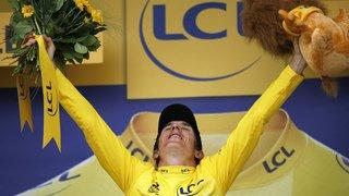 Cyclisme: Lausanne et Aigle veulent accueillir une étape du Tour de France