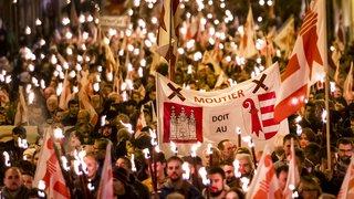 Des représentants de Moutier et du Jura à Berne