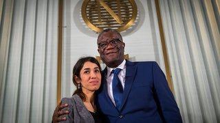 Violences sexuelles, le SOS des Nobels de la paix