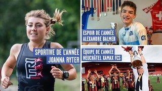 Découvrez le palmarès des Mérites sportifs neuchâtelois 2018