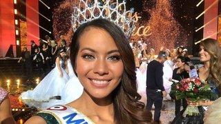 Miss Tahiti, Vaimalama Chaves, élue Miss France 2019