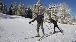 La saison de ski de fond est lancée dans le canton de Neuchâtel