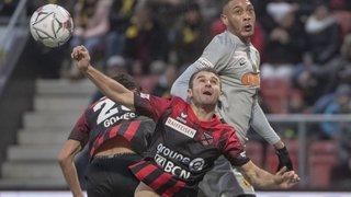 Neuchâtel Xamax termine l'année sur une défaite face à Young Boys