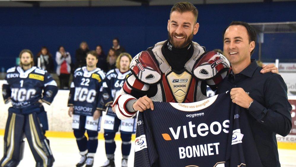 Jérôme Bonnet est arrivé aux Mélèzes en 2012.