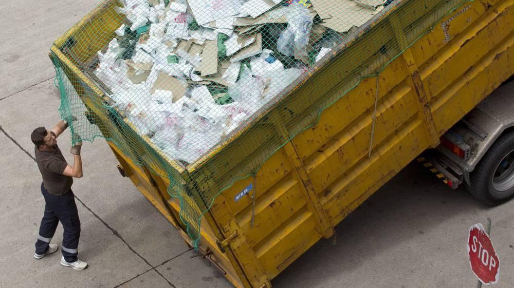 Du nouveau dans la gestion des déchets en 2019.