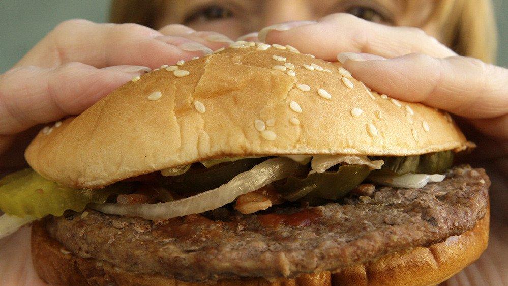 """Le """"Whopper"""" de Burger King sera bientôt à Neuchâtel."""