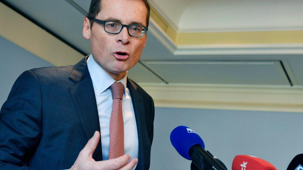 Roger Köppel s'attaque  au Conseil des Etats