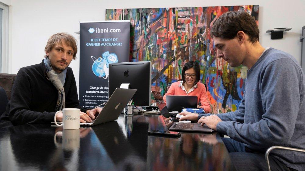 La start-up genevoise MtPelerin a lancé un ICO à la fin de l'année, une vente d'actions sous forme numérique.