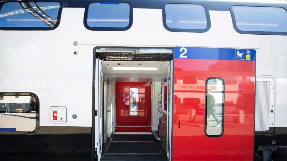 Les handicapés recourent au TF contre les nouveaux trains.