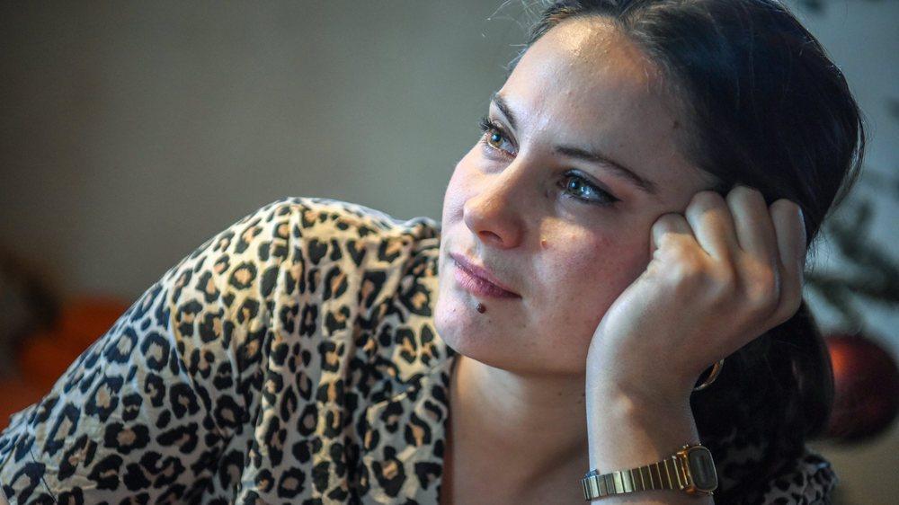 Laura Chaignat, productrice et coanimatrice de la matinale de Couleur 3.