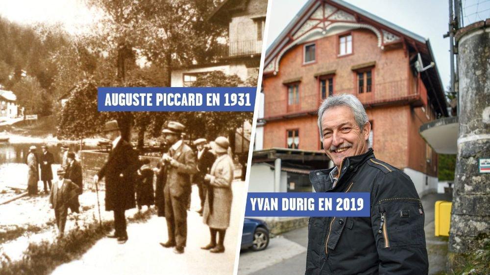 Yvan Durig sera bientôt aux commandes du restaurant.