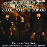 Kalakan, musique et chants basques