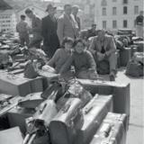 Le Service sanitaire de frontière en Suisse et le cas de Brigue -1948-1973-