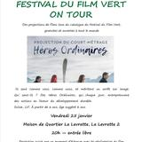 "Festival du Film Vert On Tour - ""Héros Ordinaires"""