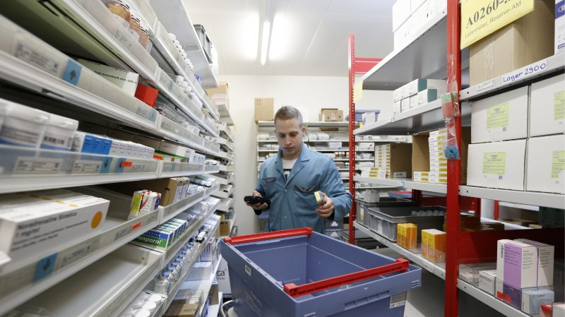 Les pharmaciens neuchâtelois face à des pénuries quotidiennes de médicaments