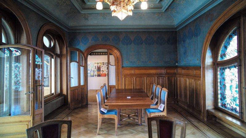 La Chaux-de-Fonds sort une cuvée spéciale mystérieuse pour les dix ans à l'Unesco